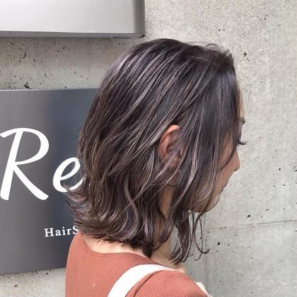Reb,所属の代表 奥山太のヘアカタログ