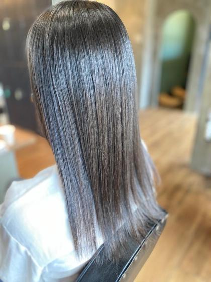 ⭐️人気No.2髪質改善⭐️酸熱トリートメント