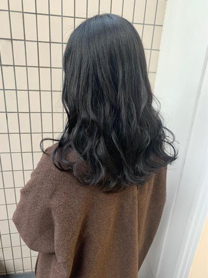 U24女性限定🐏✨カラー+うる艶生トリートメント+似合わせ前髪カット(¥0)