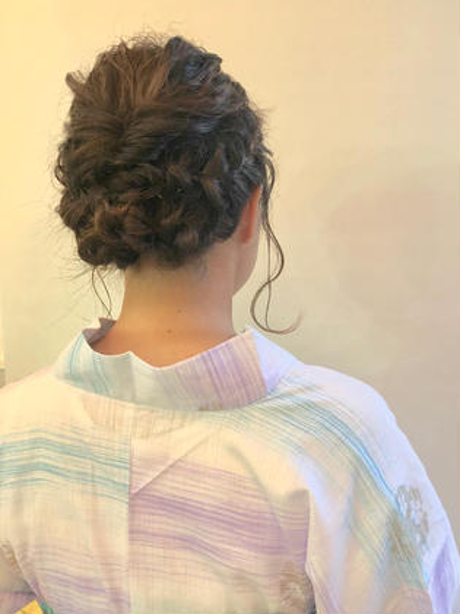 その他 ヘアアレンジ ミディアム 髪の毛が短めでも飾りがなくても可愛く仕上がります!☺️🌸
