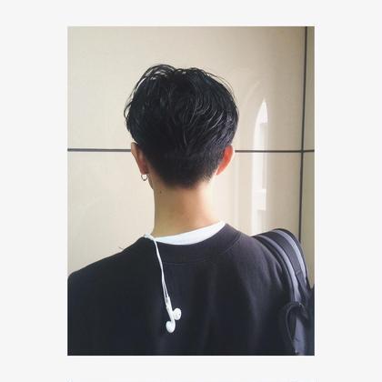 亀川祐果のメンズヘアスタイル・髪型