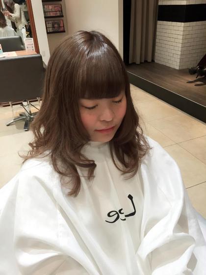 ヘルシーベージュ Lee心斎橋所属・stylist yuukiのスタイル