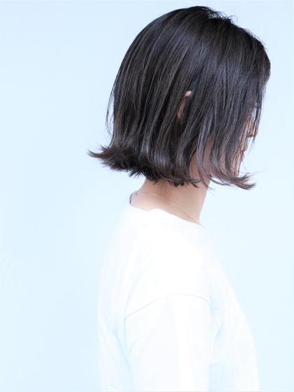 切りっぱなしショート【VIST 武田元気