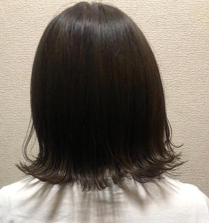 ダークグレー MODEK's所属・伊藤舞衣子のスタイル