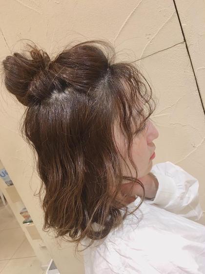 Ash桜新町店所属・新道えり子のスタイル