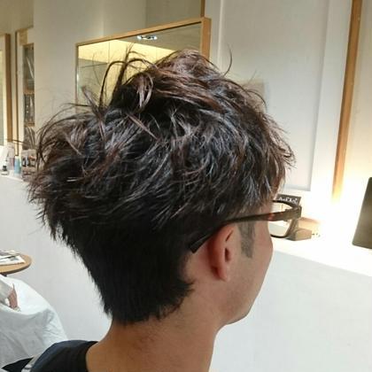 creep hair所属・川嶋恭平のスタイル