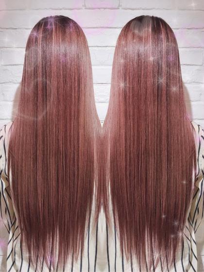 ✦髪質改善✧【⭐️新規/モデル再来/全員⭐️】カット+イルミナカラー+プレミアムトリートメント