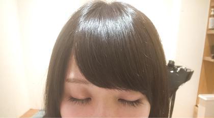 ショート セミロング ミディアム ロング 自然に流れる小顔バングカット☆ 前髪は必ず可愛いくします。