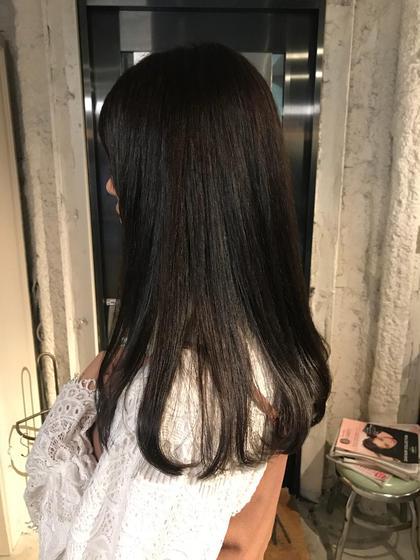 🐻140%髪質改善【✨トキオトリートメント✨】&【✨シャンプーブロー✨】🐰