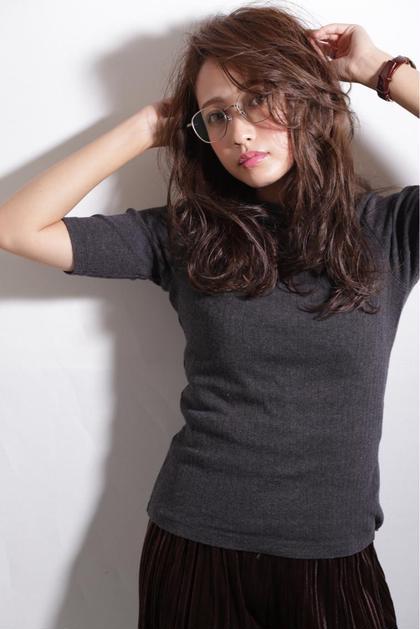 ✨前髪カット+巻き髪スタイリングアレンジ✨