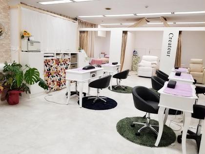 CrealaLuce広島店所属のクレアラルーチェ広島店のネイルデザイン