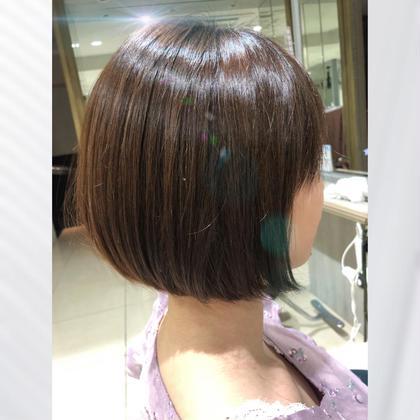 今話題❗️の酸熱トリートメント✨髪質改善トリートメント