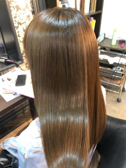 ヘアリセッター&似合わせカット & 髪質改善(ボリュームダウン、チューニング)&プレミアムトリートメント &ナノスチーム