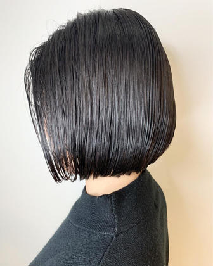 【新規限定】絶対やりやすくなるカット&髪質改善トリートメント