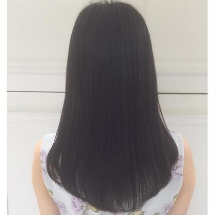 [❤️ミニモ新規限定70%offクーポン❤️]メンテナンスカット&サラツヤ縮毛矯正
