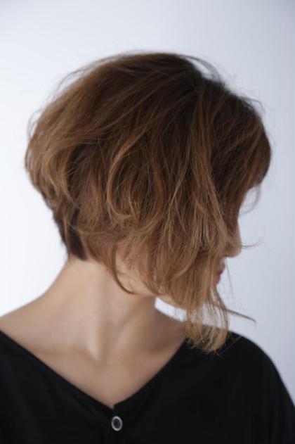 selma所属のなりたゆいのヘアカタログ