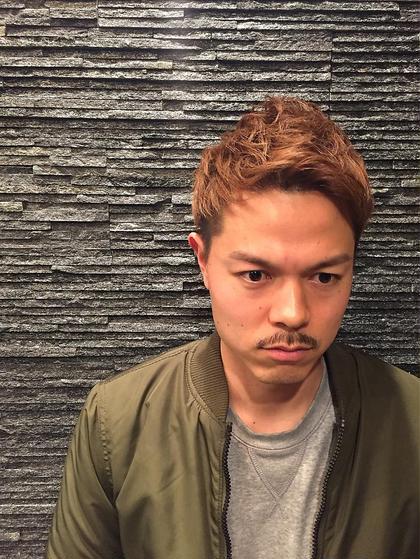 HIRO GINZA上野店所属・古谷陽介のスタイル