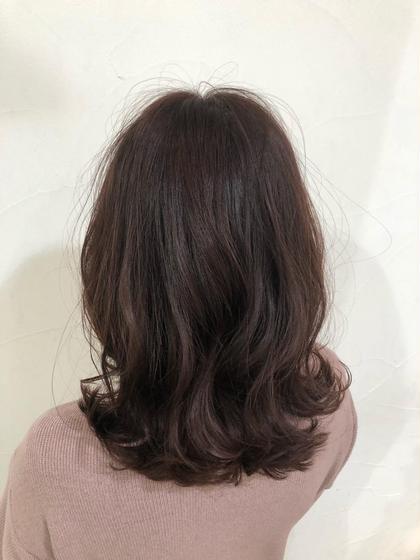 【✨学割限定✨】TOPスタイリストカット+カラー+ハホニコトリートメント