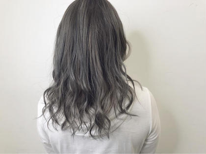 シルバーグレージュの3Dハイライト☆彡.。 ブレス今里店所属・弓木啓輔のスタイル