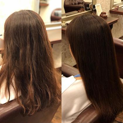髪質改善30日チャレンジ(ヘッドスパ3回を30日間で行うチャレンジ企画)