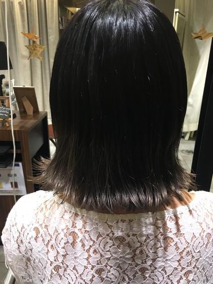 ★似合わせカット&SSトレンドカラー&水分たっぷりトリートメント