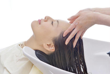 頭皮から美髪へ❤️炭酸ヘッドスパ