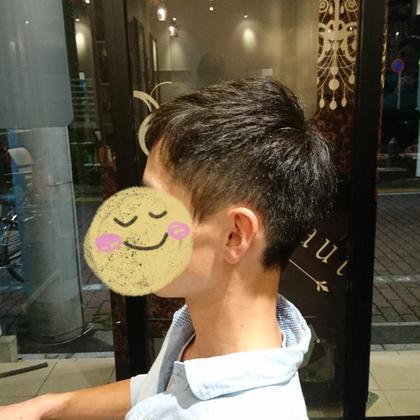 山本佳奈のメンズヘアスタイル・髪型
