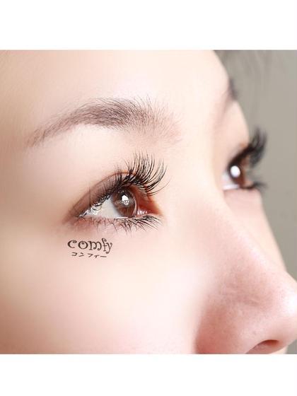 comfy(コンフィー)所属の坪井亜希のマツエクデザイン