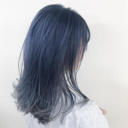 LAND所属・💕ブリーチなし透明感カラー美咲邑希のスタイル