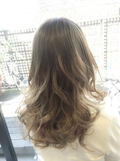 hair&make Seek所属・島貫裕大のスタイル