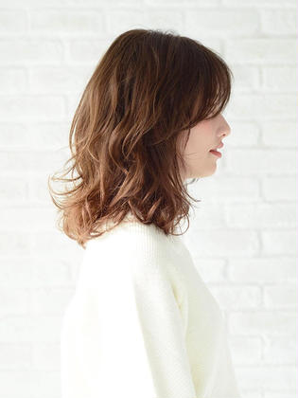 HAIR&MAKEEARTH調布店所属・太田大祐のスタイル