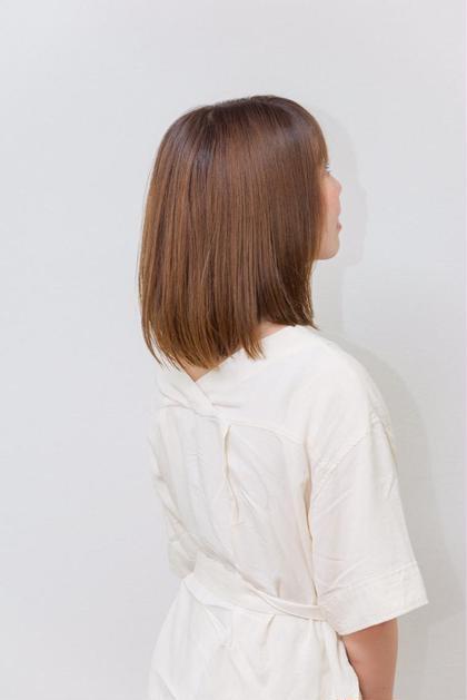 今月限定☆似合わせカット+縮毛矯正+簡単な撮影
