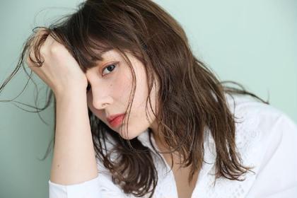 【8月14、15、16日限定!】メンテカット+カラー+クイックAUJUA=¥4,860