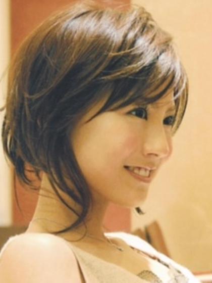 ame  hair所属・✂︎西山恵太郎のスタイル