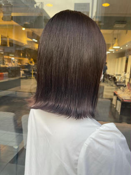 💡 【限定価格】color&髪質改善トリートメント💡