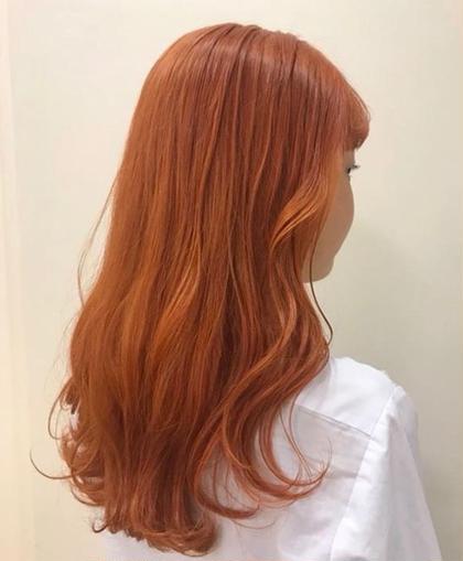 【何度でも🆗】誰よりも目立ちたい!透き通るハイトーンカラー🌈金髪=チャラいは古い!  色落ちまでずっとかわいい❤️