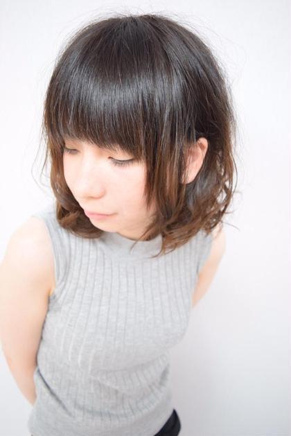 松本平太郎美容室土浦店所属・松本平太郎美容室のスタイル