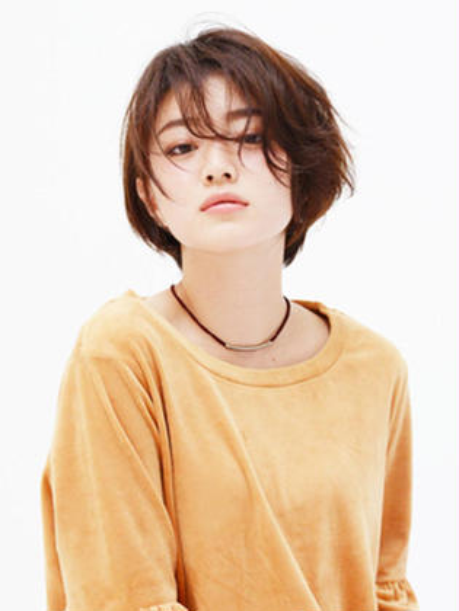 hair & make earth 調布店所属・富田尚樹のスタイル