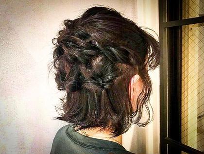 🐻【✨結婚式お呼ばれヘアセット♡】🐰