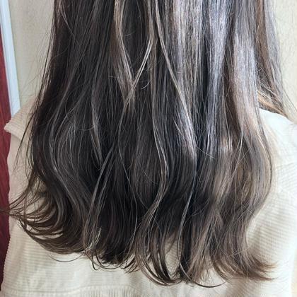 🍁2.3回目の方限定🍁カット&トレンドカラー&髪質改善トリートメント(ホームケアトリートメント付)