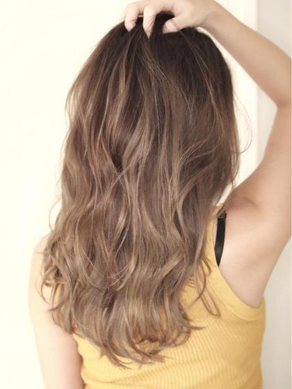 ✨ブリーチ毛にもかけられるデジタルパーマ✨【酸熱キュアデジ】+カラー😳毎朝楽々カールヘアに。結ぶだけで可愛い髪に❤️