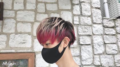 【men's限定】デザインカット+シャンプー+スタイリングレクチャー