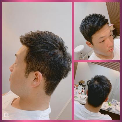 ⭐︎メンズカット+艶髪トリートメント⭐︎