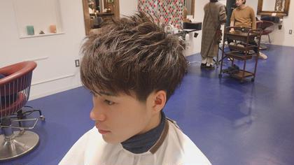 束感重視!軽さ重視!セットしやすさ重視!(笑) 鈴木志穂のメンズヘアスタイル・髪型