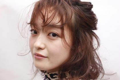 ―hair arrange― タケガワアキのスタイル