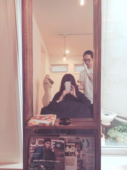 Hair Salon Cocoa所属・KyoElyseのスタイル