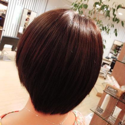 ✨おすすめ✨カラー+髪質改善トリートメント(ホームケア付)