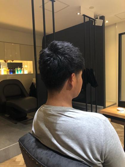 DUNOhair神戸三宮店所属・橘侑弥のスタイル