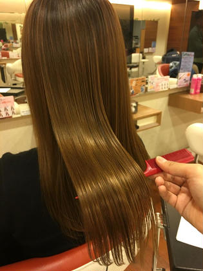 ✨【初めての方限定✨体験メニュー】髪質改善トリートメント✨