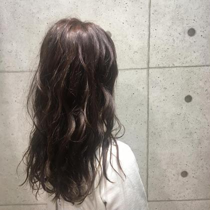 hairsalondot.plus町田所属・佐々木美樹のスタイル